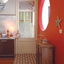 Фотография:  в стиле , Эклектика, Декор интерьера, Квартира, Дом, Праздник, Дома и квартиры – фото на InMyRoom.ru