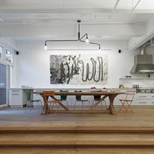 Фотография: Кухня и столовая в стиле Лофт, Декор интерьера, Освещение, Декор, Мебель и свет, Декор дома – фото на InMyRoom.ru