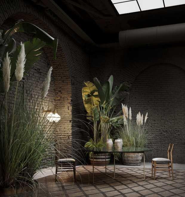 Фотография: Терраса в стиле Лофт, Гид, Welcome Studio – фото на INMYROOM