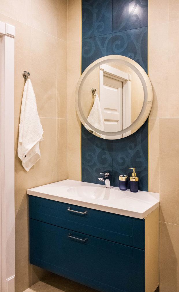 Фото из портфолио Гармоничная квартира – фотографии дизайна интерьеров на INMYROOM
