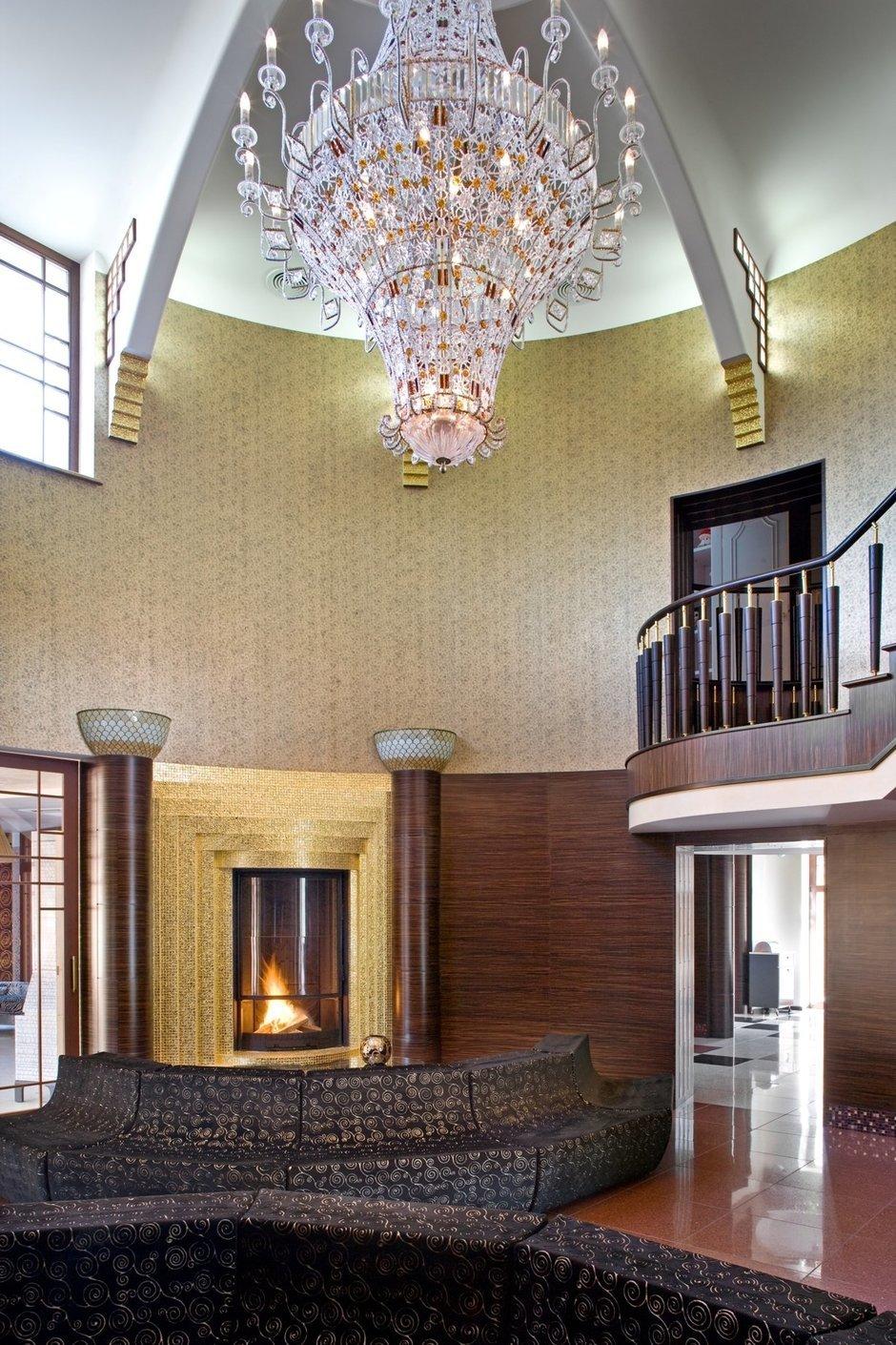 Фотография: Гостиная в стиле Современный, Дом, Дома и квартиры, Ар-деко – фото на InMyRoom.ru