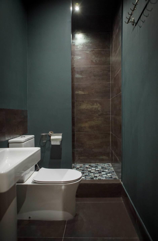 Фотография: Ванная в стиле Современный, Квартира, Проект недели, Химки, Ануш Аракелян, Монолитный дом, ЖК «Правый Берег» – фото на InMyRoom.ru
