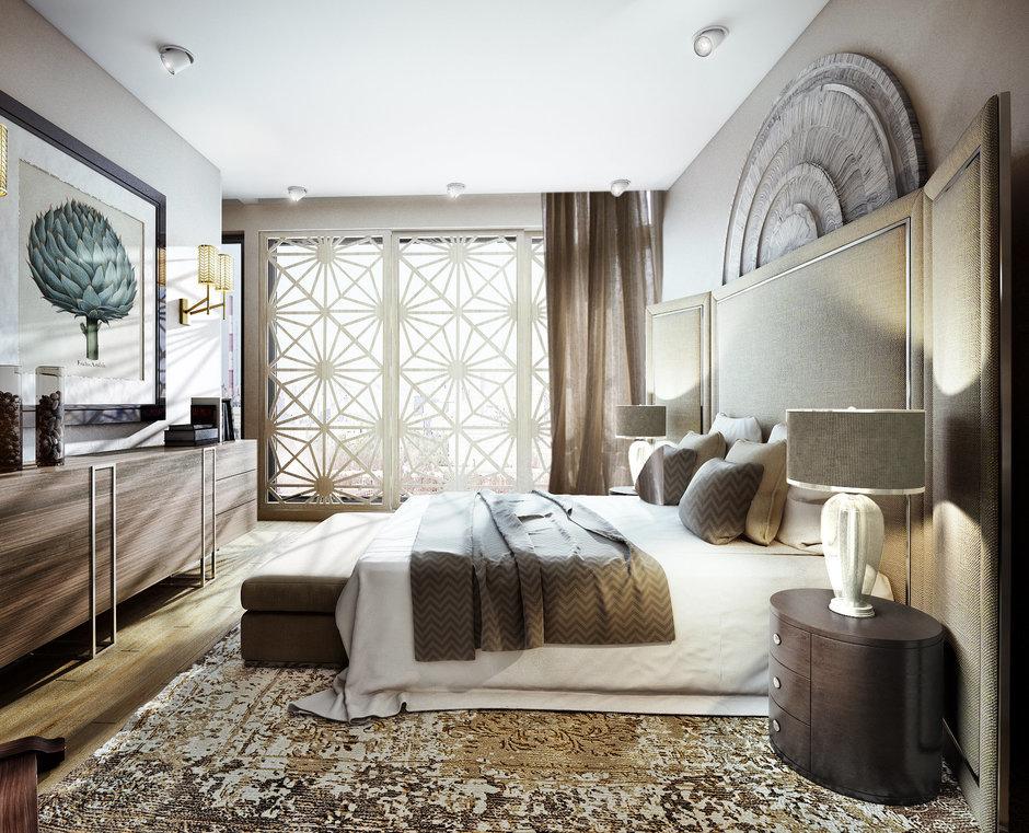 Фотография: Спальня в стиле Современный, Эко,  – фото на InMyRoom.ru