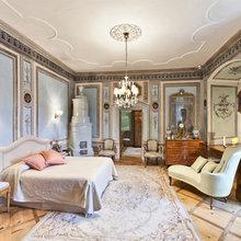Фотография: Спальня в стиле Классический, Дом, Италия, Дома и квартиры, Moscow Sotheby's International Realty – фото на InMyRoom.ru