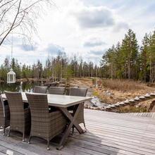 Фотография: Терраса в стиле Скандинавский, Дом и дача – фото на InMyRoom.ru