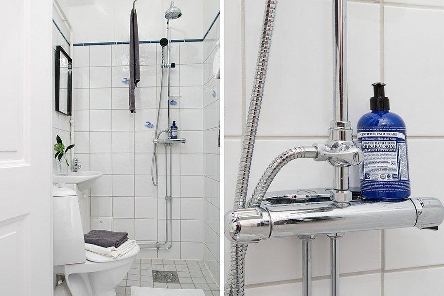 Фотография: Прочее в стиле , Малогабаритная квартира, Квартира, Швеция, Дома и квартиры – фото на InMyRoom.ru