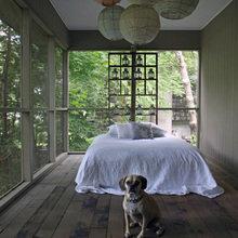 Фотография: Спальня в стиле Восточный, Эклектика, Эко, Стиль жизни, Советы – фото на InMyRoom.ru