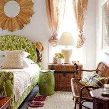 Фотография: Спальня в стиле Восточный, Декор интерьера, Декор дома, Советы – фото на InMyRoom.ru