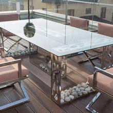 Фото из портфолио Мебель для открытых террас – фотографии дизайна интерьеров на INMYROOM
