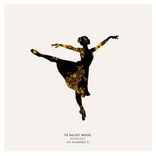 Картина (репродукция, постер): Русский балет, Жизель, часть №1