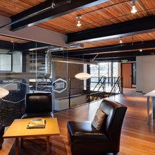 Фотография: Офис в стиле Лофт, Дома и квартиры, Городские места, Проект недели, Илья Беленя – фото на InMyRoom.ru
