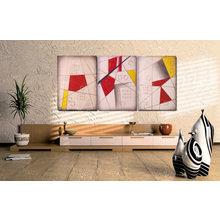 Декоративная картина на холсте: Геометрия Кандинского