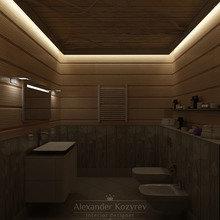 Фото из портфолио Дизайн проект интерьера дома п.Горелая – фотографии дизайна интерьеров на INMYROOM