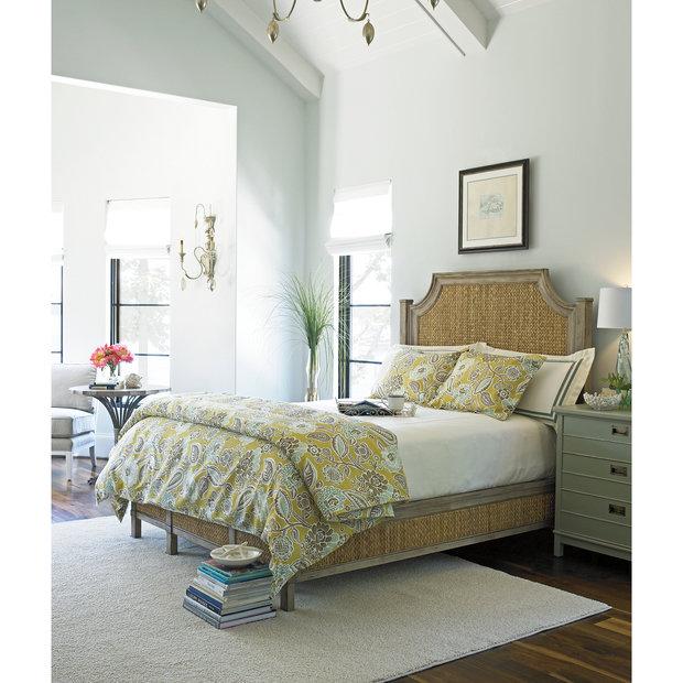Фотография: Спальня в стиле Прованс и Кантри, Дизайн интерьера, Морской – фото на InMyRoom.ru