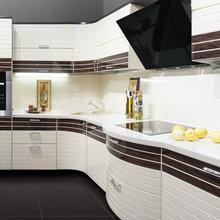 Фото из портфолио Кухонные гарнитуры. Съемка для каталога Kuchenberg – фотографии дизайна интерьеров на INMYROOM