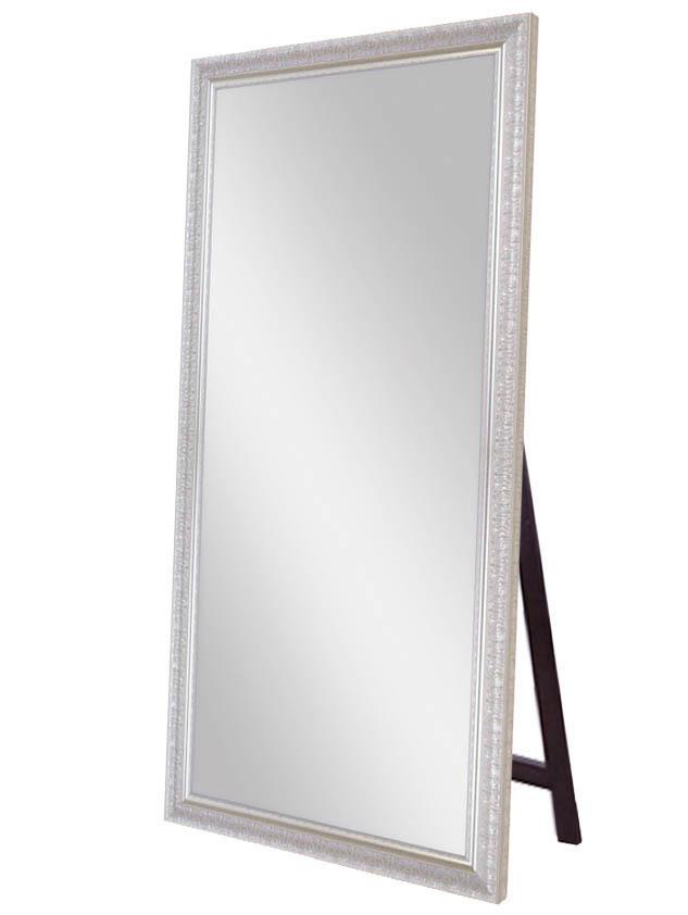 Купить Зеркало напольное Серебряная луара , inmyroom, Россия
