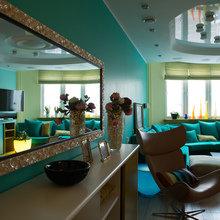 Фото из портфолио Квартира ярких людей – фотографии дизайна интерьеров на INMYROOM