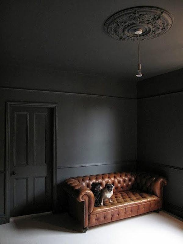 Фотография: Мебель и свет в стиле Классический, Декор интерьера, Дизайн интерьера, Цвет в интерьере – фото на InMyRoom.ru