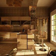 Фотография: Кухня и столовая в стиле Современный, Дом, Дома и квартиры, Картины – фото на InMyRoom.ru