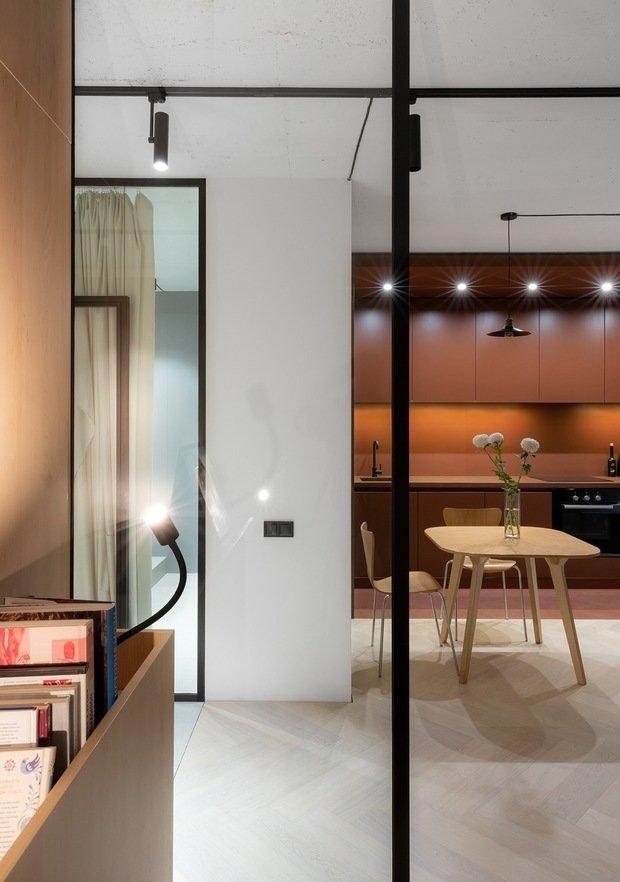 Фото из портфолио Уют дома – фотографии дизайна интерьеров на INMYROOM