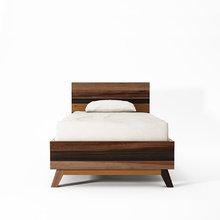 """Кровать Karpenter """"Bedford Singl"""" из натуральной древесины 90x200 см"""