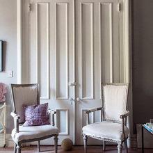 Фотография: Гостиная в стиле Кантри, Декор интерьера, Квартира, Цвет в интерьере, Дома и квартиры, Бежевый – фото на InMyRoom.ru