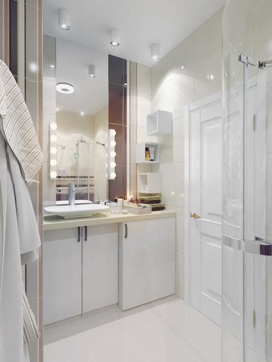Фотография: Ванная в стиле Современный, Декор интерьера, Квартира, Massive, Дома и квартиры, IKEA, Проект недели – фото на InMyRoom.ru