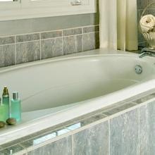 Фотография: Ванная в стиле Современный, Эклектика, Интерьер комнат, Проект недели – фото на InMyRoom.ru