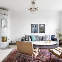 Фото из портфолио Uddevallagatan 27 A – фотографии дизайна интерьеров на INMYROOM
