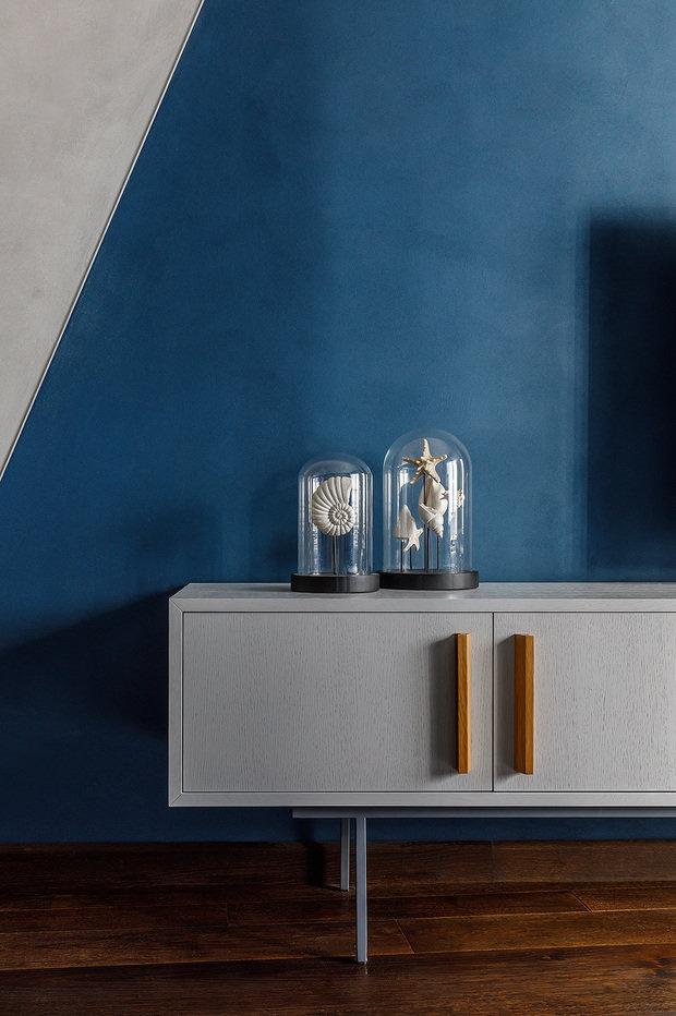 Фото из портфолио Уютный минимализм в ЖК Фили Град – фотографии дизайна интерьеров на INMYROOM
