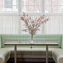 Фотография: Гостиная в стиле Скандинавский, Декор интерьера, Текстиль, Шторы – фото на InMyRoom.ru