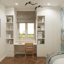 Фото из портфолио Детская комната для мальчика 5 лет в современном стиле – фотографии дизайна интерьеров на INMYROOM