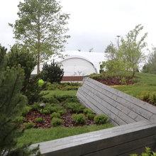 Фото из портфолио Парк Garden Hall – фотографии дизайна интерьеров на InMyRoom.ru