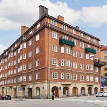 Фото из портфолио Heleneborgsgatan 14, 3tr – фотографии дизайна интерьеров на INMYROOM