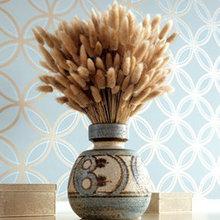 Фотография: Декор в стиле Современный, Стиль жизни, Советы, Обои – фото на InMyRoom.ru