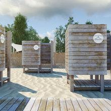 Фотография: Ландшафт в стиле Кантри, Современный, Стиль жизни, Проект недели – фото на InMyRoom.ru