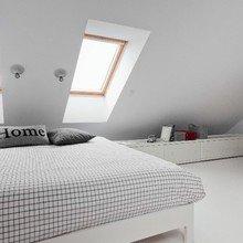 Фотография: Спальня в стиле Скандинавский, Минимализм, Мебель и свет, IKEA, Интервью, ИКЕА – фото на InMyRoom.ru