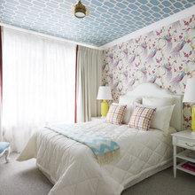 Фотография: Спальня в стиле Эклектика, Дом, Дома и квартиры – фото на InMyRoom.ru