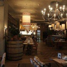 Фото из портфолио Абажуры для ресторанов и кафе – фотографии дизайна интерьеров на INMYROOM