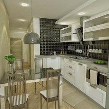 Фото из портфолио Волгоград Новороссийская ул., 8 18 этаж – фотографии дизайна интерьеров на InMyRoom.ru