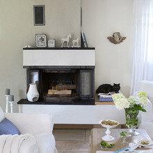 Фотография: Гостиная в стиле Кантри, Декор интерьера, Дом, Польша, Дом и дача – фото на InMyRoom.ru