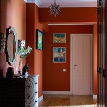 Фотография: Прихожая в стиле Кантри, Квартира, Проект недели, Надя Зотова – фото на InMyRoom.ru