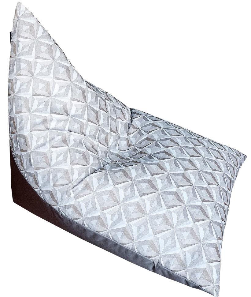 Купить Кресло-мешок пирамида l геометрия, inmyroom, Россия