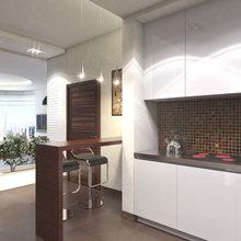 Фото из портфолио Квартира в современном стиле, ЖК Well House – фотографии дизайна интерьеров на InMyRoom.ru
