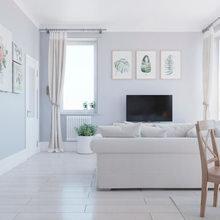 Фото из портфолио Стиль прованс – фотографии дизайна интерьеров на INMYROOM
