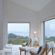 Фото из портфолио  Одинокий деревянный коттедж на норвежском острове Vega – фотографии дизайна интерьеров на INMYROOM