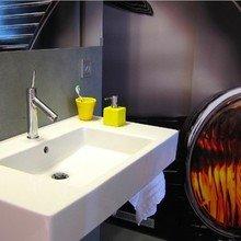 Фотография: Ванная в стиле Лофт, Мебель и свет, IKEA, Интервью, ИКЕА – фото на InMyRoom.ru