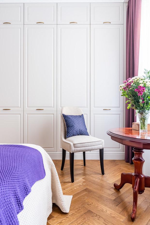 Фотография: Спальня в стиле Классический,  – фото на INMYROOM