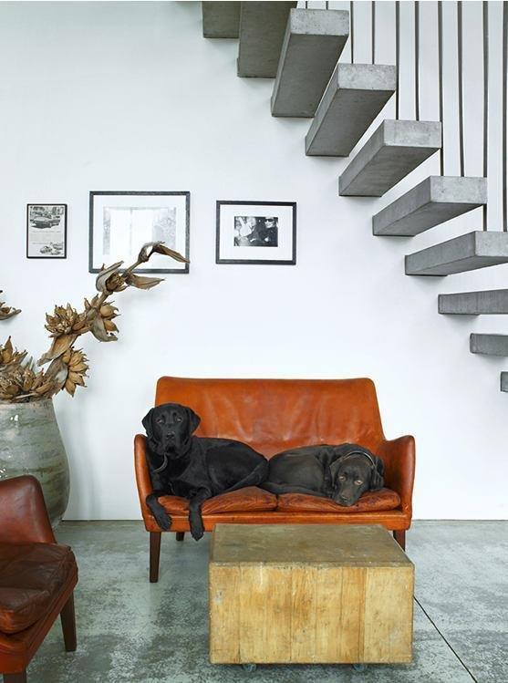 Фотография: Гостиная в стиле Современный, Декор интерьера, Мебель и свет, Декор дома, Кресло – фото на InMyRoom.ru
