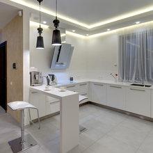 Фото из портфолио Интерьеры дома в современном стиле с элементами фьюжн  – фотографии дизайна интерьеров на InMyRoom.ru